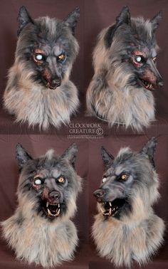 Zombie Werewolf by Qarrezel on DeviantArt