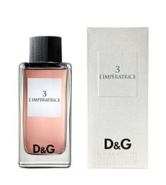 3 L'impÉratrice D&g Perfumes Online - Fund Grube