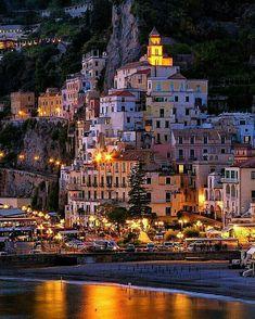 #amalfi  Coast #italy https://www.venice-italy-veneto.com/