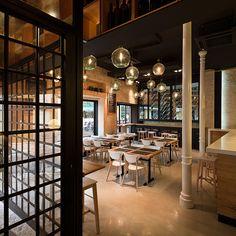 Restaurant PaCatar / Donaire Arquitectos Restaurant PaCatar / Donaire Arquitectos (1) – Plataforma Arquitectura