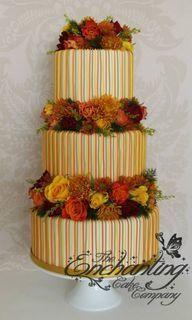 awesome The Enchanting Cake