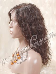 Rpgshow Virgin Full Lace Human Hair Wigs