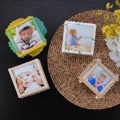 DIY Photo Treasure Box! #BabyandMother #BabyClothing #BabyCare #BabyAccessories