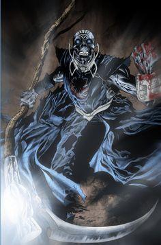 Dc Comics Vs Marvel, Japanese Warrior, Black Lantern, Demon Art, Dc Comic Books, Dc Comics Characters, Comic Character, Character Reference, Detective Comics