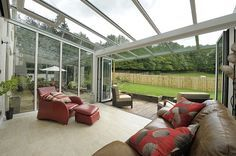 Amberwood Conservatories, Contemporary Conservatory, Modern Conservatories, Pool Enclosure, Summer House, Conservatories uk