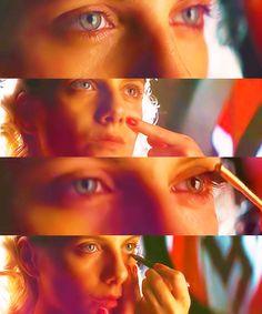 Favorite movie inglorious basterds/girl crush Melanie Laurent