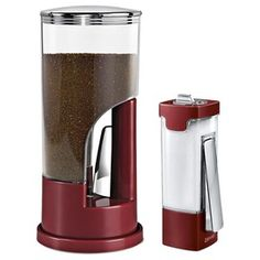 This coffee dispenser is perfect for folks on the go!