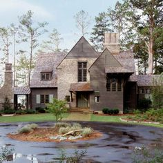 facade 167 {Home}Another cottage to love by Bill Ingram Architect « Garden, Home & Party Home Styles Exterior, Exterior Design, Exterior Colors, Exterior Paint, Style At Home, Bill Ingram, Haus Am See, Villa, Facade House
