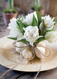 a lovely simple arrangement....