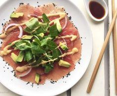 Carpaccio tonijn recepten - myTaste.be