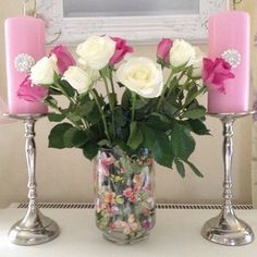 Happy Thursday have a lovely day 💗 #flowers #roses #blooms #pink #white #pretty #floral #prettyinpink #candles #myhome  #instagram #interior #homedecor #silver #photooftheday #lovely #roses #pretty #interiordesign #mystyle 💕🌿💕🌿💕🌿💕🌿💕🌿💕🌿💕🌿💕🌿💕🌿💕🌿💕