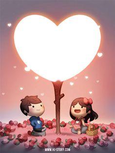 60 Cute Cartoon Couple Love Images Hd Cartoon Love Love Love