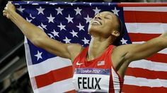 Allyson felix the great