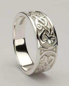Sterling Silver Celtic ring