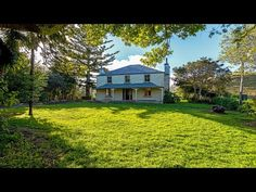 This 5 bedroom colonial homestead with a addition in rural Rangitikei and just ten minutes from Bulls, will blow you away with the opportunity . Homesteading, Colonial, Mansions, House Styles, Plants, Home Decor, Decoration Home, Manor Houses, Room Decor