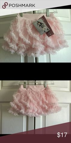 Biscotti Kate Mack tutu Size 4 Tutu with elastic band. Ruffles for detail. Versatile kate mack biscotti Bottoms Skirts