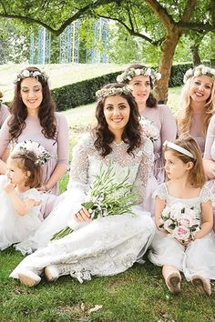 Katie Melua and James Toseland Wedding Pictures (BridesMagazine.co.uk)