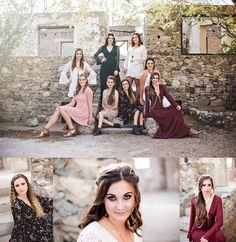 Sandi Shipley Seniors, Phoenix Senior photographer, Desert Boho styled shoot, south mountain,