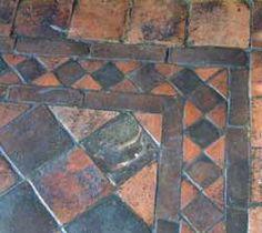 Hand Made Floor Tiles Colours - Aldershaw Handmade Tiles Ltd, Handmade Roof and Floor Tiles