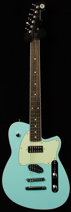 reverend - buckshot in a lovely color. these guns are good looking and affordable. Gretsch, Reverend Guitars, Electric Ladyland, Jackson, Kiesel, Guitar Design, Electric Guitars, Cool Guitar, Retro Design