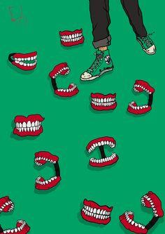 입 덫 Mouth Trap