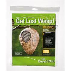 2-Pack Get Lost Wasp Deterrent
