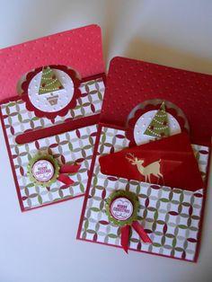 Flip Flop Gift Card Holder (inside)