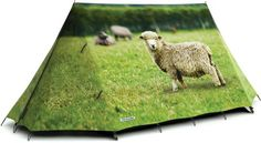 FieldCandy Animal Farm 2-Personen-Zelt