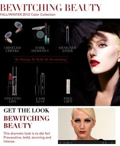 @Ali Brown Cosmetics Bewitching Beauty Collection for Fall 2012