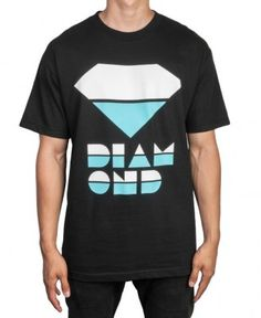 Diamond Supply Co. - Retro T-Shirt - $32