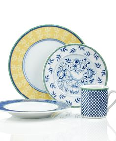 Villeroy & Boch Dinnerware, Switch 3 Collection - Casual Dinnerware - Dining & Entertaining - Macy's