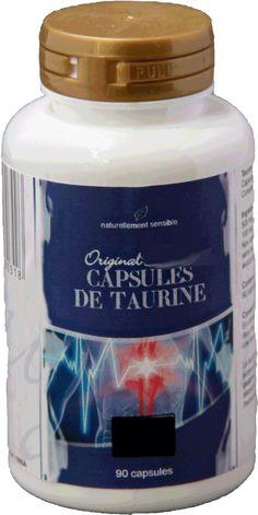 L-Taurine - Compléments Alimentaires Bio - Acides aminés - sante-bio