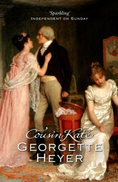 Cousin Kate by Georgette Heyer, http://www.amazon.com/dp/B004NBZFVQ/ref=cm_sw_r_pi_dp_dFavtb083YSAK