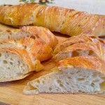 Burgonyás gyökérkenyér | mókuslekvár.hu Bread, Food, Brot, Essen, Baking, Meals, Breads, Buns, Yemek