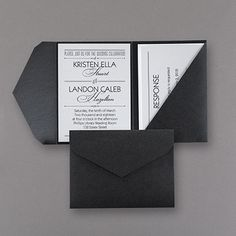 Inexpensive Wedding Venues In Pa Product Wedding Invitation Trends, Black And White Wedding Invitations, Pocket Wedding Invitations, Wedding Stationery, Invites, Invitation Ideas, Inexpensive Wedding Venues, Budget Wedding, Wedding Planning