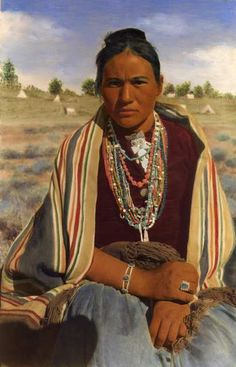 Navajo Woman #4