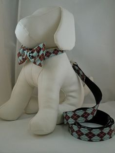 Dog bow tie! (hey, my dog is the closest thing I have to a child...it's going on the kids board)
