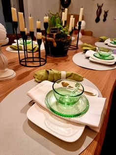 Table Settings, Table, Dekoration, Place Settings, Tablescapes