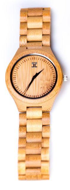 joycoast Wooden Watch | Bamboo.