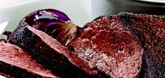 Coffee-Crusted Beef Tenderloin is my go to recipe for impressing my friends and it is super easy and delicious.
