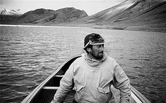 "A ""Britnadian"": Arctic explorer & glaciologist Geoffrey Hattersley-Smith, explored Canada's Far North for Cdn govt."