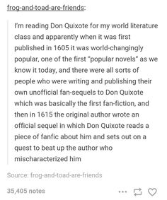 16 Tumblr Posts That Roast The Crap Out Of Terrible Fanfiction