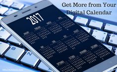 Get More from Your Digital Calendar