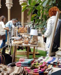 Street Market Zoco Barcelona