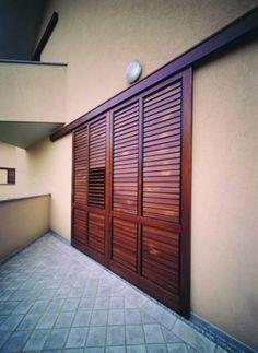 Sferagroup Gallery Products: Sliding Shutters