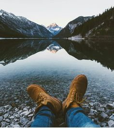 Lake Plansee, Austria