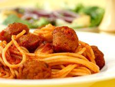 Húsgombócos spagetti Recept képpel - Mindmegette.hu - Receptek