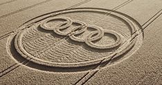 The Audi A4 allroad quattro heads to Wiltshire to discover whether crop circles are the work of aliens or humans. Discover more with Destination: Audi.