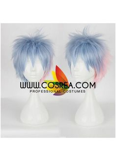 Wig DetailEVA Rei Ayanami Dark Blue WigIncludes: Wig, Hair NetLength - Please see info tabs above for more information and available options. Professional Costumes, Anime Wigs, Rei Ayanami, Cosplay Wigs, Dark Blue, Prince, Style, Swag, Deep Blue