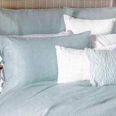 Retreat Linen Duvet Cover Sets - Bed Bath & Beyond